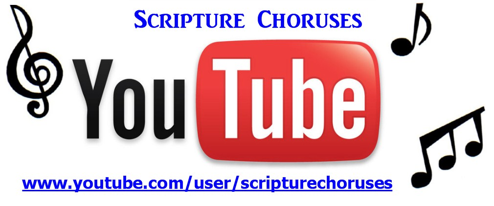 SCRIPTURECHORUS YOUTUBE